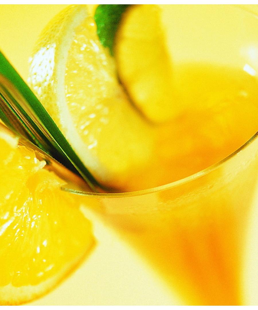 food-cocktail-cocktail-glass-lemon-navel-orange-yellow-mint-leaves-1680x1050